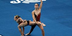 Nado Sincronizado do Brasil estreia no mundial Fina de Esportes Aquáticos 2017 – FrancisSwim