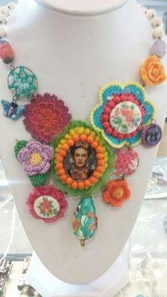 accesorios frida kahlo - Buscar con Google
