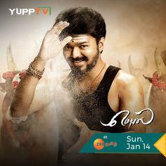 #Mersal #ZeeTamil #TamilTV #Vijay