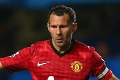 Giggs accepts United age gap | Ryan Giggs | Manchester United & Wales | RyanGiggs.cc | V3.0