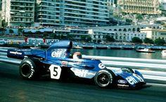 JYS Tyrrell 006 Monaco GP WIN 1973 | F1 Cars : COOL yet Strange ...
