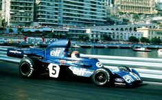 JYS Tyrrell 006 Monaco GP WIN 1973 | F1 Cars : COOL yet Strange ...