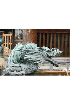 Japonés dragones - mitología dragón de Japón
