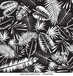 Stock Images similar to ID 124370296 - seamless pattern. floral...