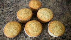 The Farm Girl Recipes: Almond Poppyseed Muffins