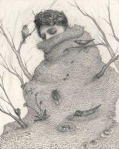 T. DYLAN MOORE La naturaleza del dibujo