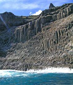 Los Organos, isla de La Gomera