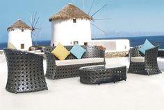 YG-6005 Rattan Sofa, Outdoor Furniture Sets, Outdoor Decor, Home Decor, Decoration Home, Room Decor, Home Interior Design, Home Decoration, Interior Design