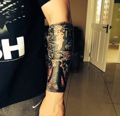 A Day to Remember- Homesick sleeve | Tattoos | Pinterest ... A Day To Remember Homesick Tattoos