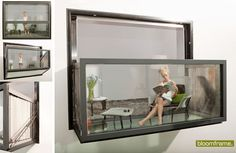 this is an amazing window which transforms in to a balcony by a French company named Bloomframe  http://www.bloomframe.nl/