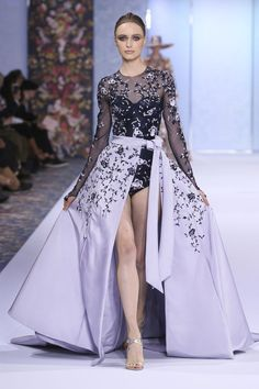 Ralph and Russo   Haute Couture - Autumn 2016   Look 14
