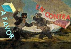 LIBROS A FAVOR Y EN CONTRA