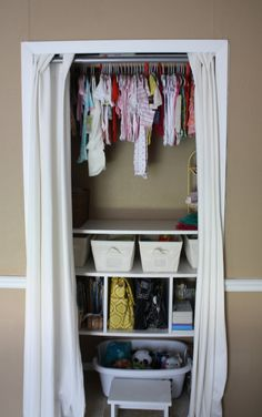 open your possibilities with an open closet home diy pinterest