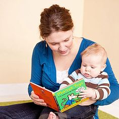 Months - Activities to Boost Cognitive Development: Months: Read to Him (via ) -Brain Boosting Activities; Months - Activities to Boost Cognitive Development: Months: R. Child Development Activities, Brain Activities, Language Development, Baby Development, Infant Activities, Communication Development, Communication Activities, Baby Play, Fun Baby