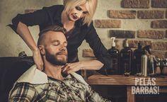 Barbearias comandadas por mulheres já estão surgindo em todo o país.