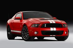 2011 modern version of one of my dream cars. The Ford Shelby Mustang.