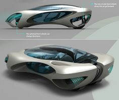 Big Car for Chinatown  The Taihoo 2046 Concept Car is intended for the 18-35 year old young couples in China, apparently the big spenders and lovers of all things flashy! Taihoo`s styling is inspired by the Taihu Stone, which is also a porous stone