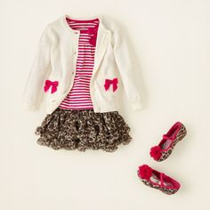 baby girl - outfits - animal lover - sweet tiger | Children's Clothing | Kids Clothes | The Children's Place