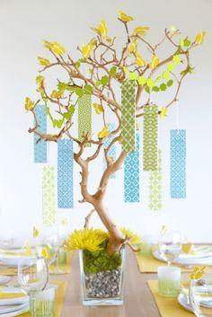 Voici de jolis accessoires pour décorer votre arbre à vœux mariage. Ces étiquettes vont apporter une touche fantaisie et gaie à votre mariage.
