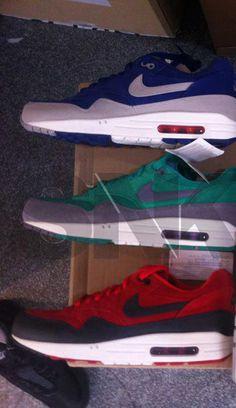 buy popular b1c2d 6d55e Nike Air Max 1 2012 Air Max 1, Nike Air Max, Air Max Sneakers