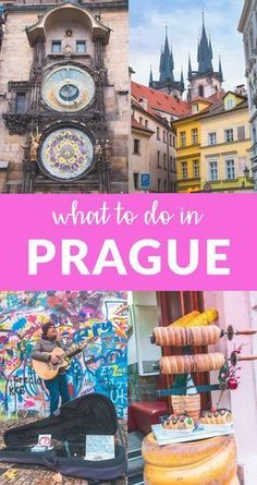 How to see Prague, one of the most beautiful cities in Europe, in just one day. If you're traveling to Prague and need a quick list of the best things to see, this is a great overview of my favorite sites! #travel #wanderlust #vacation #prague #wanderlustcrew