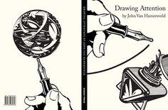 Drawing Attention by John Van Hamersveld