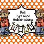 Free! This sight matching game is great for literacy workstations to practice sight words!  Includes words that seem to cause students trouble:  was, saw...