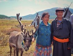 Visiting the Tsaatan Reindeer Herders of Mongolia   http://fromicetospice.com/mongolia/visiting-the-tsaatan-reindeer-herders-of-mongolia/