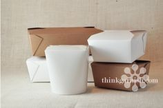 Take Out Containers at Garnish Online Shop. From 0.70 cents to $ 1.10 each