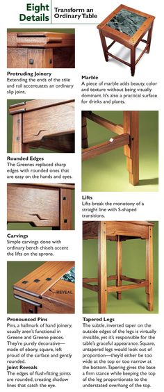 80 amazing greene and greene furniture images in 2019 woodworking rh pinterest com
