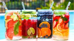 The benefits of infused water are vast. Find out why they not only suppress wrinkles and make you lose weight, but also have an anti-depression effect.