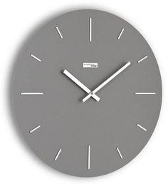 Designové nástěnné hodiny I502GR IncantesimoDesign 40cm | Xdecor.cz