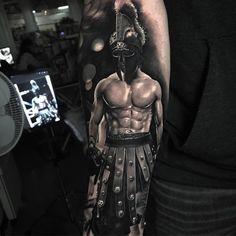 Gladiator by Chris Showstoppr