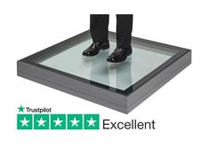 UK's market leading walk on rooflight. Suitable for roof terraces with or without decking. Fully compliant with BS EN 1991 and Building Regulations Retractable Pergola, Diy Pergola, Kitchen Glass Doors, Roof Light, Walk On, 10 Years, Lights, Shower, Terrace