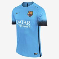 Nike neymar jr. fc barcelona authentic third night rising match jersey 2015  16 96830db22
