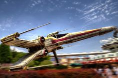 Click to rate Star Tours; Thierry A