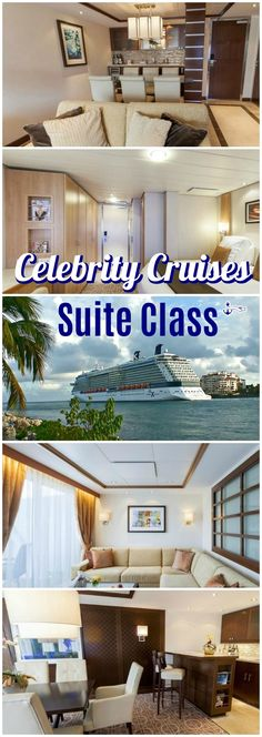 Celebrity Cruises' suites have amenities that make them stand out among luxury cruise suites overall