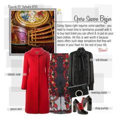"""Mon Style № 133- Sunday, September 20, 2015"" by ann4-kar1na ❤ liked on Polyvore featuring Garnier, Dolce&Gabbana, Miu Miu and Chloé"