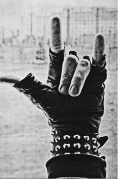 sekigan:  leather gloves, bracelets and roll !! | Studs, Pins & Miscellaneous |…