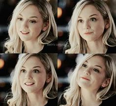 Emily Kinney as Cress from the Lunar Chronicles