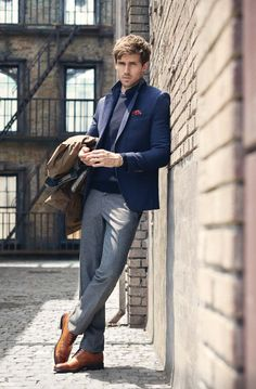 MenStyle1- Men's Style Blog - Inspiration #64. FOLLOW : Guidomaggi Shoes...