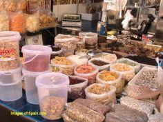 Garrucha Friday market in Costa Almeria Spain