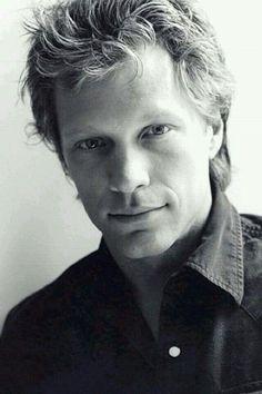 Jon Bon Jovi circa 1997 in this beautiful B&W still