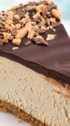 Peanut Butter Cheesecake Pie