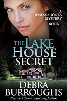 The Lake House Secret, A Romantic Mystery Novel (A Jenessa Jones Mystery Book 1) #eReaderIQ