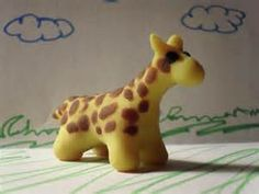Play-Doh Giraffe - Bing Images