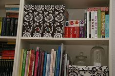 small part of our book shelf     good image to share