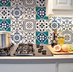 Fantastisch Adesivo De Azulejo Mix Bernini