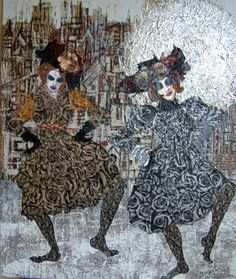 Zerrin Tekindor Turkish Art, Artist Life, All Art, Art Boards, Moose Art, My Arts, Turkey