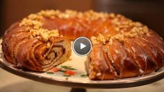 Hazelnoot theerol - Rudolph's Bakery | 24Kitchen